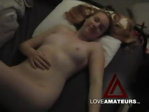 Amateur, Clit, Close up, Masturbating, Slim