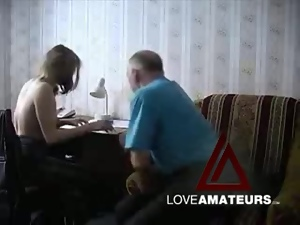 Amateur, Fucking, Hardcore, Old, Old and young, Pussy, Shaved