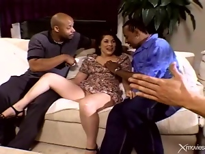 Anal, Curvy, Double penetration, Interracial, Penetrating, Wife