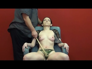 Bdsm, Caning, Chick, Petite, Small tits