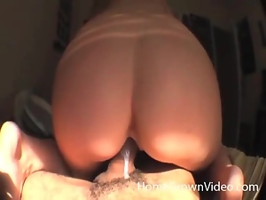 Big cock, Black, Boyfriend, Cowgirl, Dick, Interracial, On top, Riding