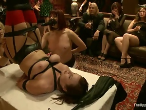 Bdsm, Bondage, Fetish, Friend, Party, Surprise