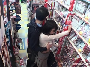 Asian, Japanese, Public, Reality, Security cam, Store