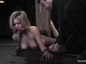 Basement, Bdsm, Tied up