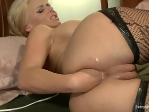 Anal, Ass, Babes, Blondes, Chick, Fetish, Fishnet, Fisting, Stockings