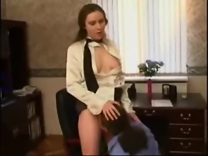 Amateur, Babes, Boss, Couple, Fucking, Hardcore, Licking, Office, Old, Russian, Secretary, Uniform, Young