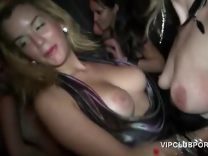 Amateur, Group sex, Hardcore, Orgy, Party, Vip room, Wild