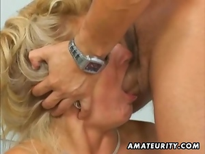Amateur, Anal, Blondes, Blowjob, Busty, Cougar, Couple, Deepthroat, Face fucked, Facials, Hardcore, Kitchen, Milf