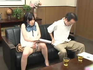 Asian, Brunettes, Chick, Couple, Crazy, Doggystyle, Hardcore, Horny, Japanese, Old and young, Teens