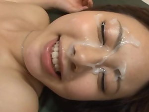 Amateur, Asian, Close up, Cumshots, Facials, Hardcore, Japanese
