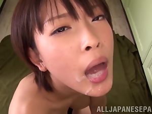 Asian, Cum in mouth, Cumshots, Dick, Facials, Hardcore, Japanese, Swallow