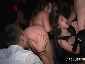 Amateur, Babes, Blowjob, Dancing, Drunk, Gangbang, Group sex, Hardcore, Licking, Orgy, Party, Rimjob, Tits, Vip room