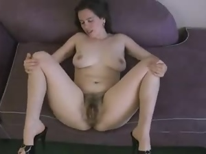 Amateur, Chubby, Hairy, Kinky, Natural boobs, Snatch, Ugly