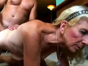 Blowjob, Granny, Naughty