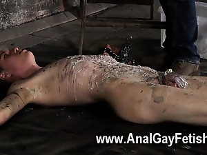 Amateur, Bdsm, Chained, Gay, Twink