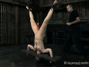 Bdsm, Beautiful, Brunettes, Cage, Fetish, Punish