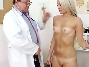 Babes, Bizarre, Blondes, Clinic, Doctor, Fetish, Hospital, Medical, Pussy