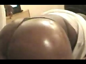 Bbw, Big butt, Black, Blowjob, Ebony, Fat, Hardcore, Oiled