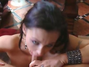 Blowjob, Cuckold, Deepthroat, Fingering, Hardcore, Pussy, Squirting, Titty fuck, Wife