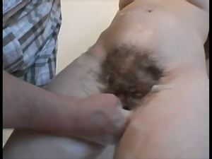 Anal, Ass, Fucking, Hairy, Hardcore, Old, Pigtail, Teens