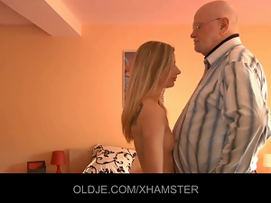 Blondes, Blowjob, Boss, Fucking, Mature, Old, Teens