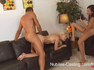 Amateur, Blondes, Casting, Dick, Facials, Hardcore, Huge, Pussy, Teens, Tight
