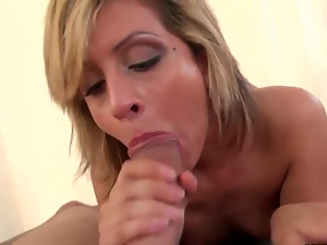 Ass, Big cock, Blondes, Blowjob, Cowgirl, Long hair, Pov, Pumped, Pussy, Riding, Small tits