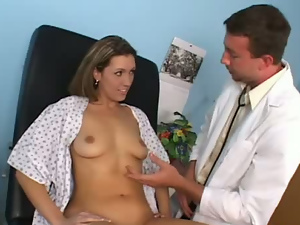 Close up, Doctor, Fingering, Pornstars, Small tits, Uniform