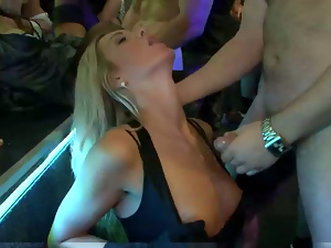 Ass, Banging, Blondes, Brunettes, Busty, Cumshots, Dancing, Drunk, Group sex, Long hair, Party, Pussy, Reality