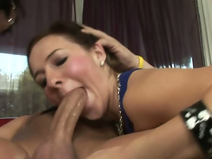 Big tits, Blowjob, Brunettes, Cocksucking, Contest, Deepthroat, Milf, Mom, Mom girl, Mother, Threesome