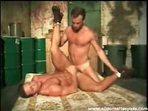 Anal, Collar, Doggystyle, Fucking, Muscled