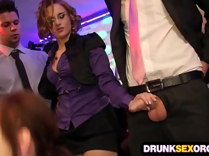 Chick, Club, Dick, Drunk, Group sex, Party, Swingers