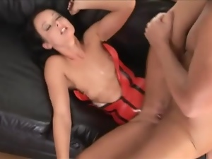 Anal, Ass, Chick, Corset, Dick, Doggystyle, Latex, Lingerie