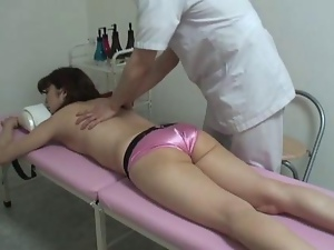 Babes, Japanese, Massage