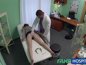 Amateur, Chick, Doctor, Fucking, Hardcore, Hidden cam, Hospital, Redheads