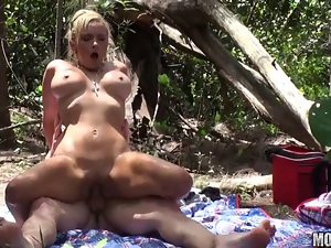 Balloon, Big tits, Boobs, Dick, Fucking, Hooters, Huge, Juggs, Melons, Outdoor, Penetrating, Riding, Sucking, Teens, Voyeur