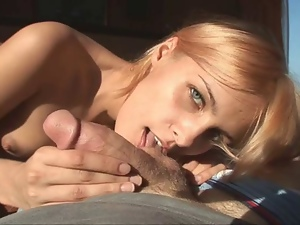 Amazing, Ball licking, Blondes, Blowjob, Teens