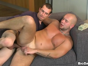 Anal, Banging, Big cock, Fucking, Gay, Huge cock, Muscled, Raunchy