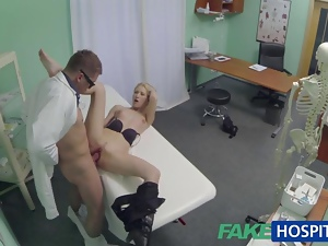 Amateur, Blondes, Dick, Doctor, Fucking, Hardcore, Hidden cam, Hospital, Riding