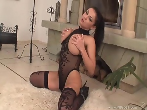Big tits, Bodystocking, Gorgeous, Milf, Riding