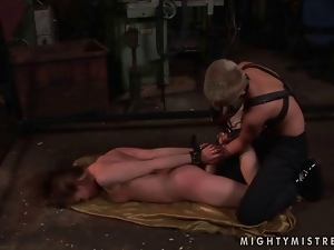 Bdsm, Bondage, Humiliation, Lezdom, Mistress, Punish, Redheads