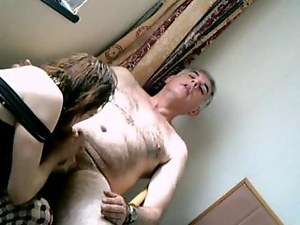Blowjob, British, Cumshots, Cunt, Goth