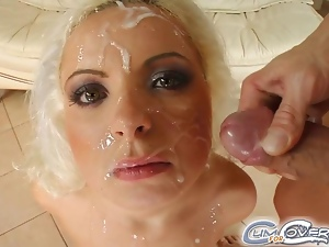 Babes, Big tits, Blowbang, Blowjob, Cocksucking, Cum, Cum swapping, Cumshots, Deepthroat, Dildo, European, Facials, Hd, Masturbating