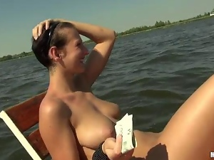 Amateur, Blowjob, Boat, Cocksucking, Flashing, Fucking, Giving head, Money, Penetrating, Public, Pussy, Reality, Sucking