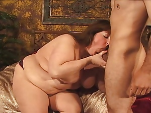 Bbw, Belly, Blowjob, Brunettes, Fat, Fucking