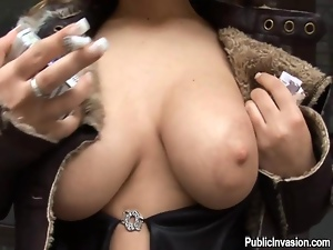 Blowjob, Outdoor, Public, Reality, Seduce, Sexy, Sucking, Uncensored