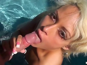Cocksucking, Drunk, Fucking, Group orgy, Party, Pool, Teens