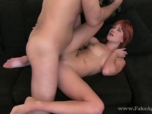Amateur, Audition, Babes, Blowjob, Casting, Cocksucking, Dick, Fucking, Giving head, Riding, Sucking