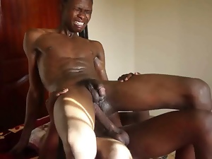 Ass, Ass fucking, Barebacking, Big cock, Black, Dick, Gay, Monster