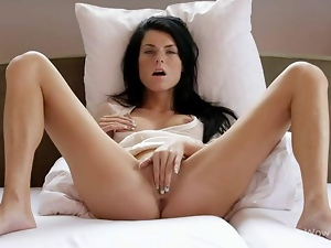 Babes, Banana, Clit, Fingering, Masturbating, Orgasm, Pussy, Solo, Sologirl